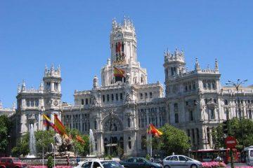 Hotele w Madrycie