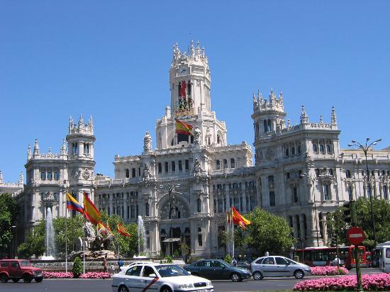 Madryt hotel