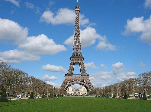 Paryż hotele