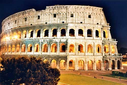Hotele i noclegi w Rzymie