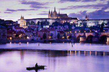 Hotel i noclegi w Pradze