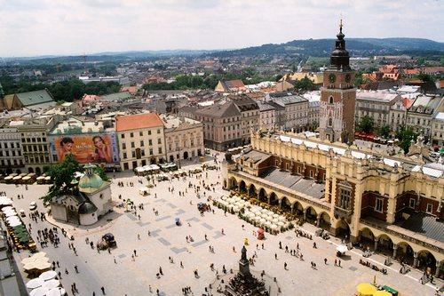 Tanie hotele w Krakowie
